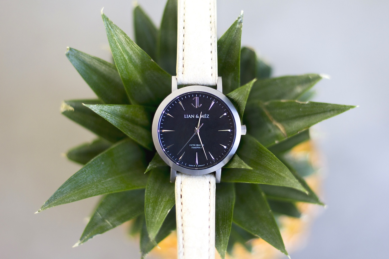 LIAN & MÉZ Handmade Sustainable Watches