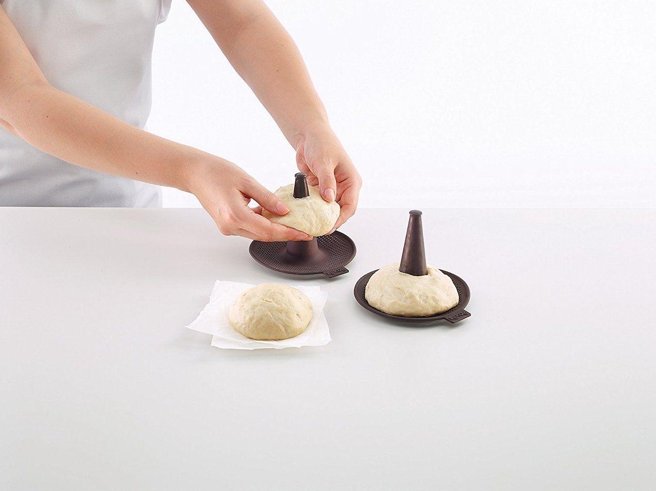 Lekue Silicone Bagel Mold
