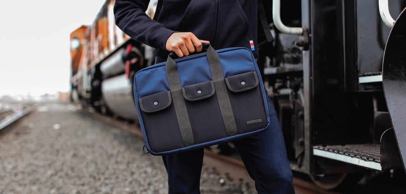 Lexdray Amsterdam Slim Briefcase