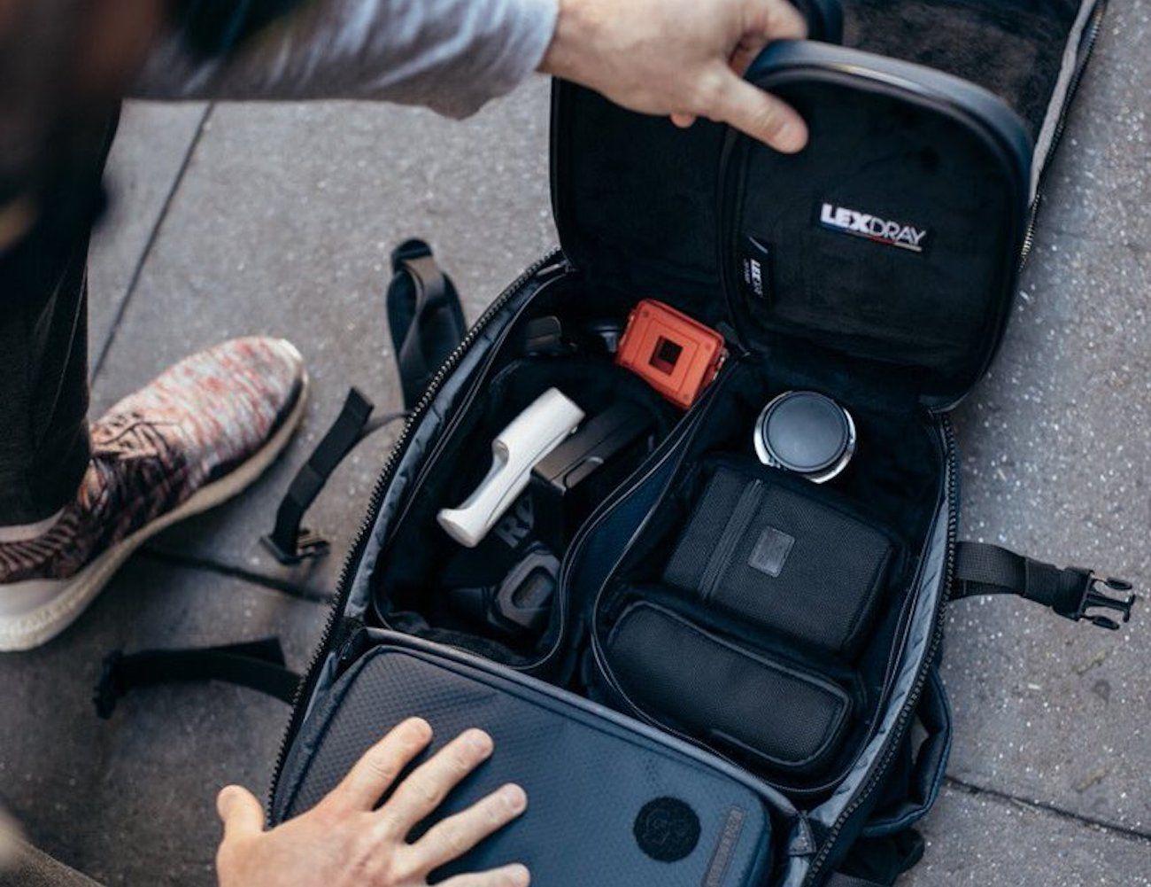 Lexdray San Francisco Camera Pack
