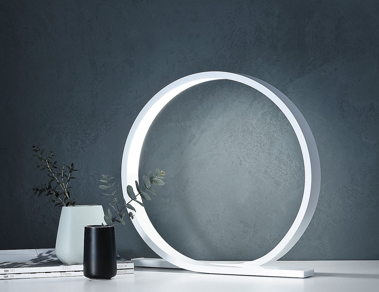 Minimalist Table Loop Minimalist Table Lamp A Gadget Flow