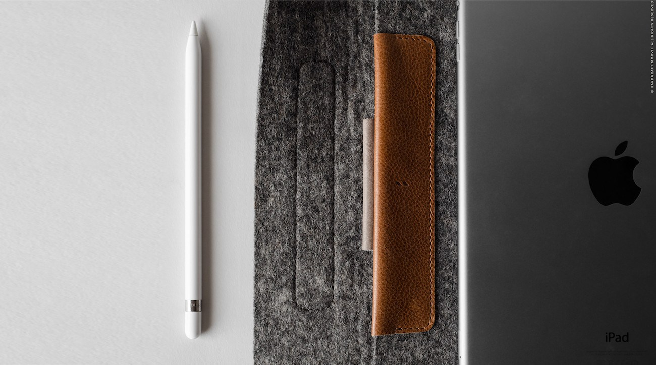 Loop Wool iPad Pro Sleeve