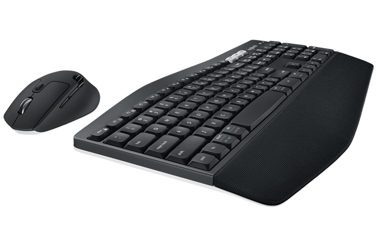 MK850 Wireless Keyboard Mouse Combo