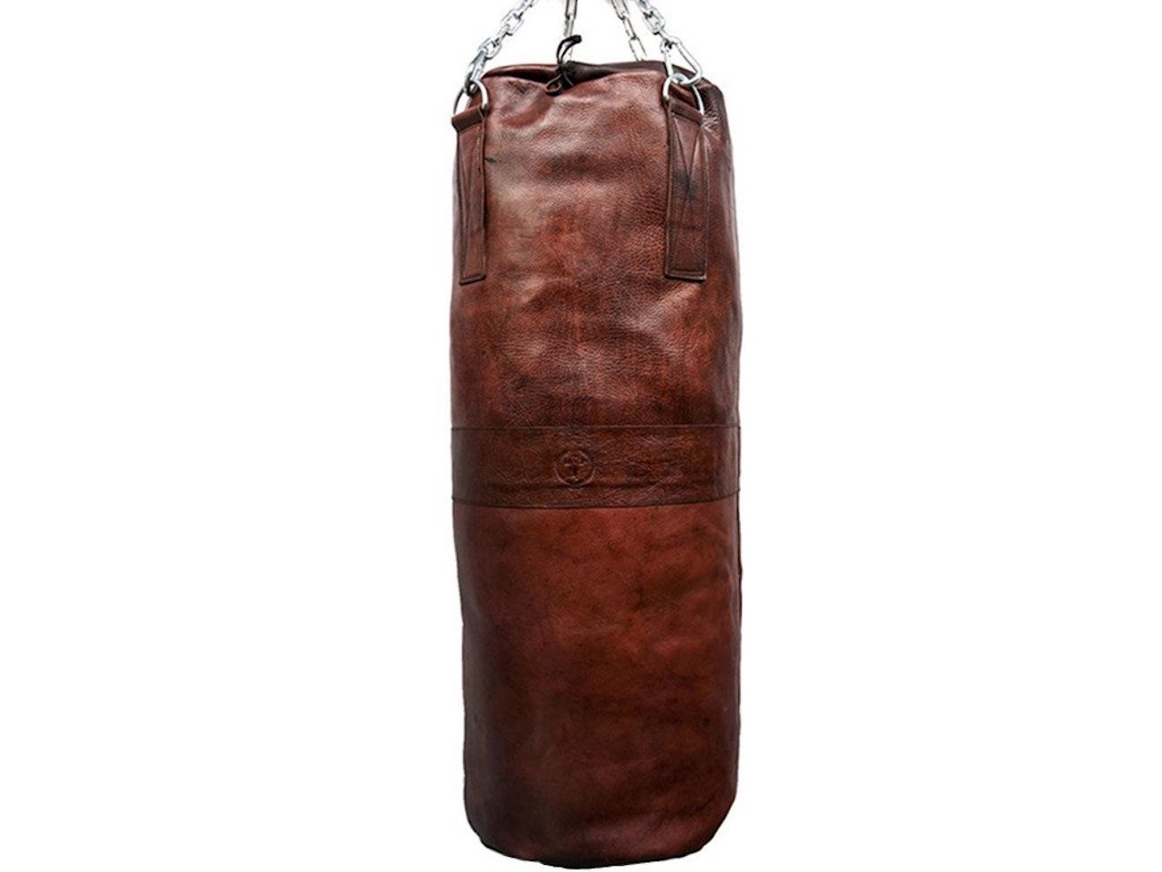 MVP Heritage Leather Heavy Punching Bag