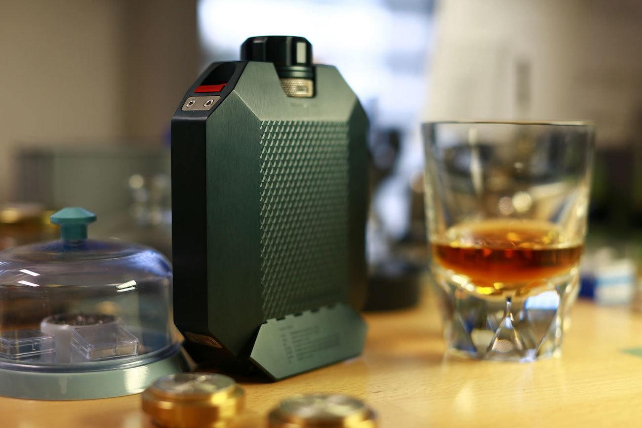 Macallan x URWERK Whiskey Flask 2