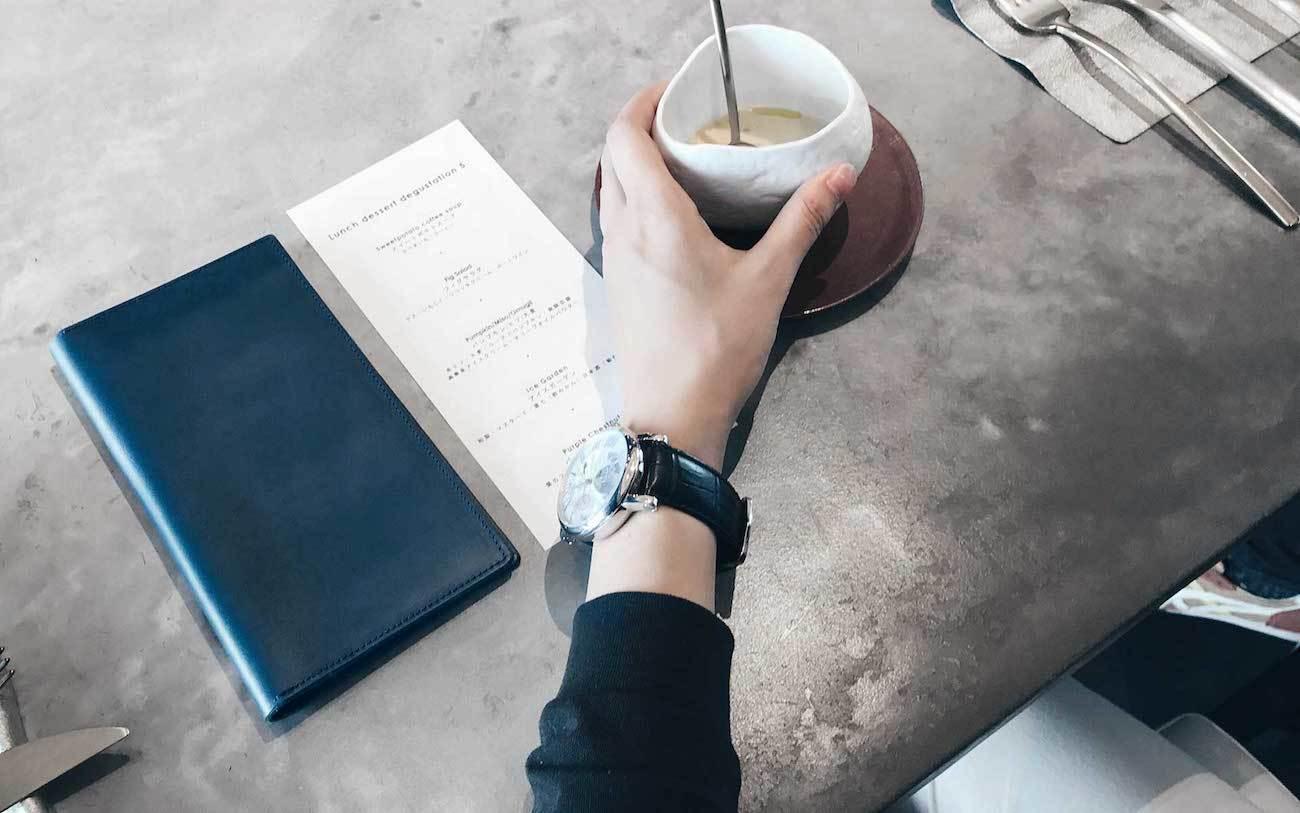 Magellan Leather Travel Wallet