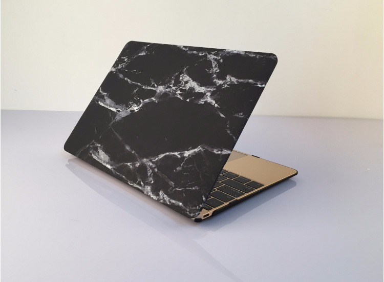 Marble+Texture+MacBook+Case