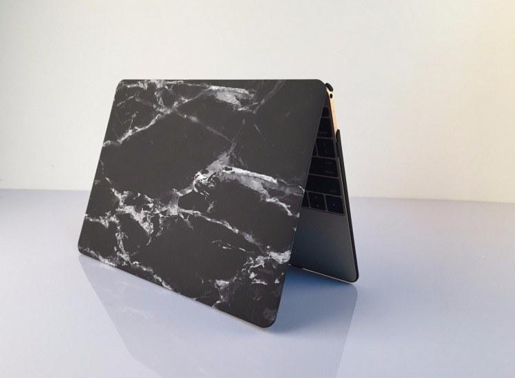 Marble Texture MacBook Case