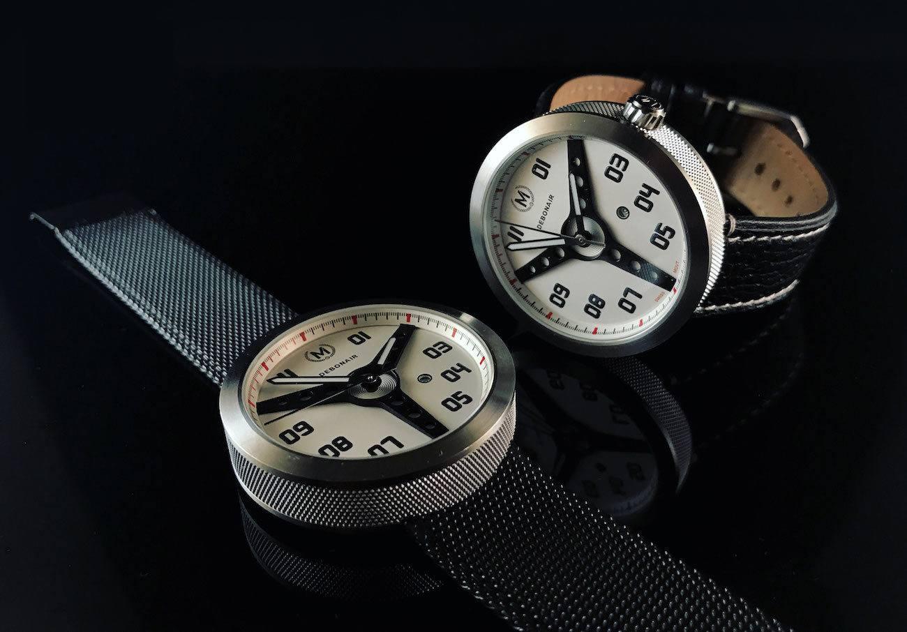 Marchand Watch Company Debonair Collection