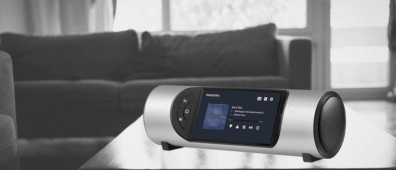 Miro Smart Home MediaCenter