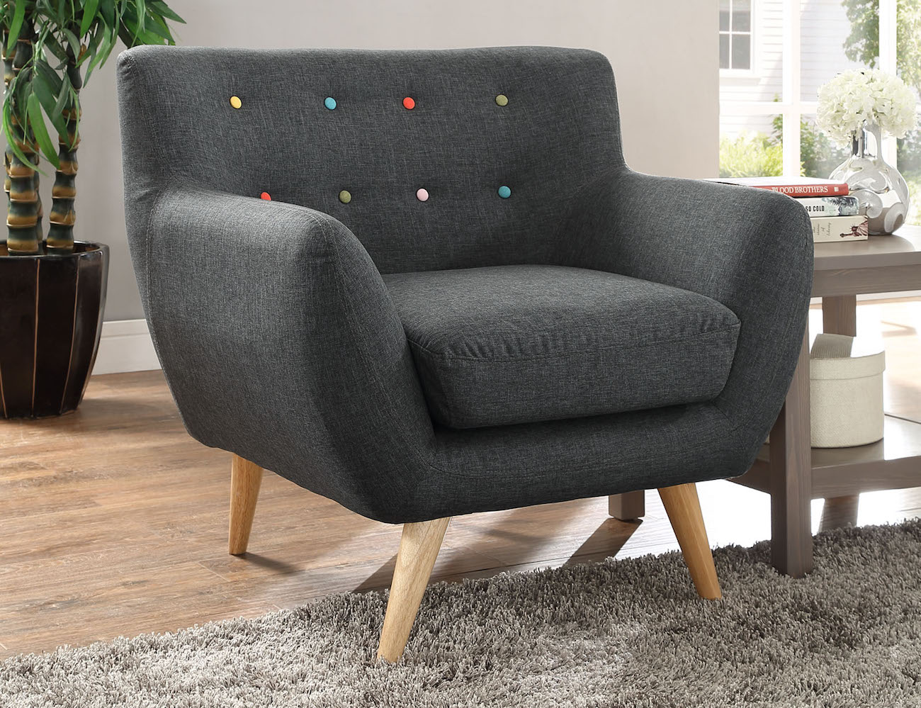 Modway Remark Modern Armchair ...