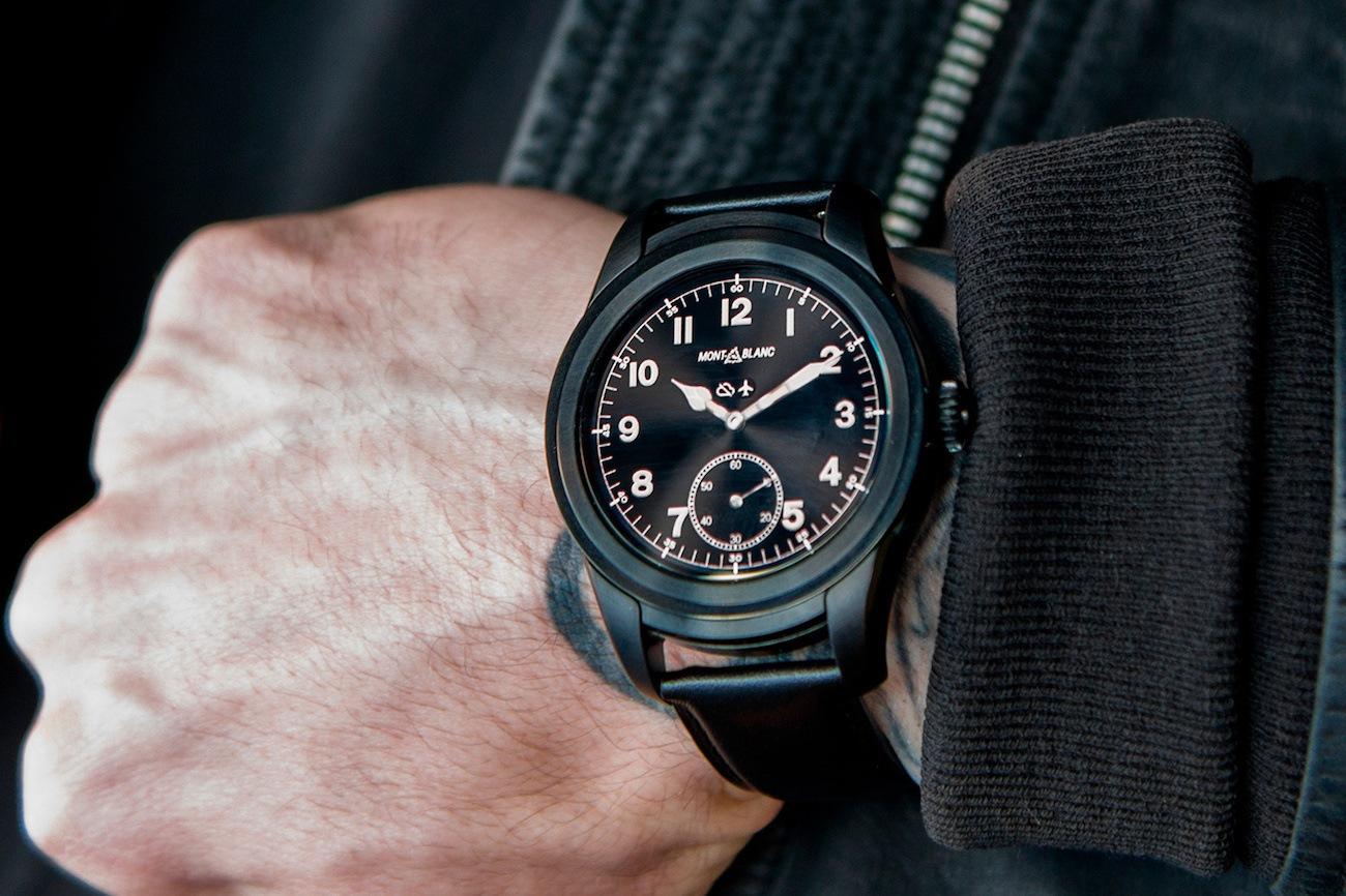 Montblanc Summit Travel Smartwatch