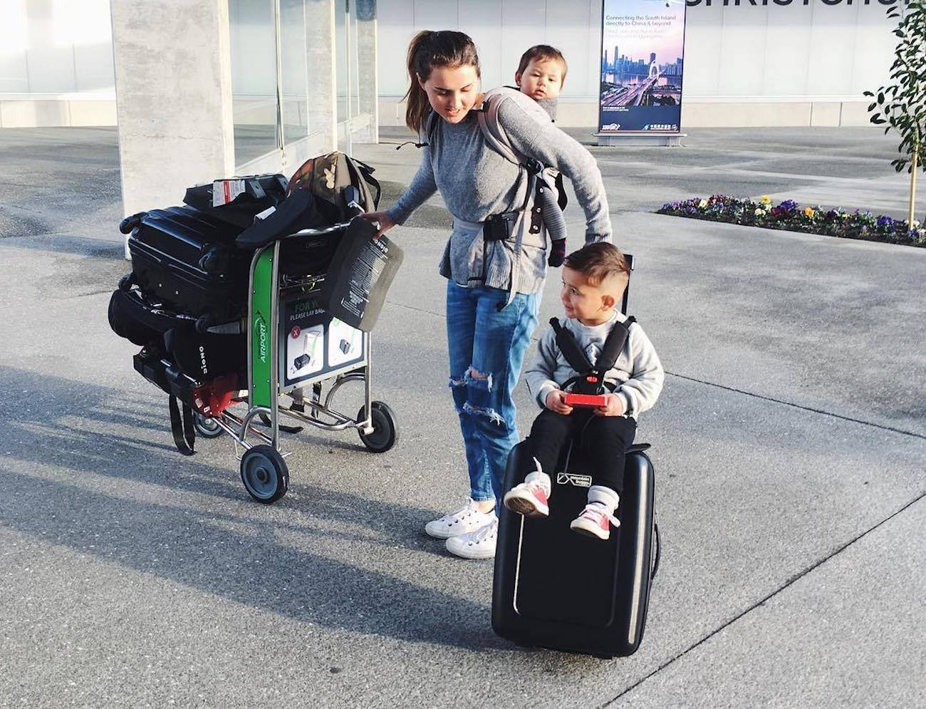 Mountain Buggy Bagrider Suitcase