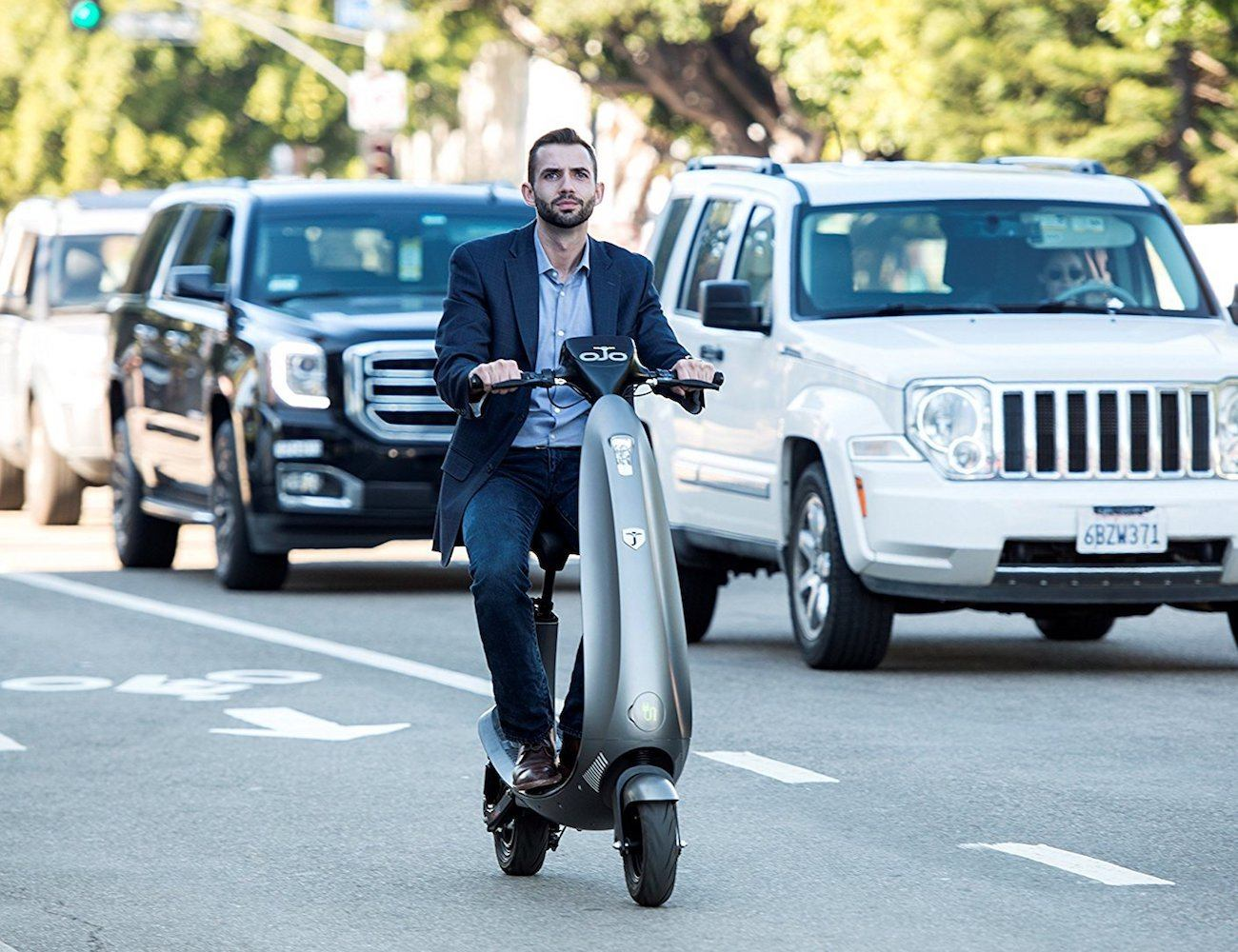 OjO Commuter Electric Scooter