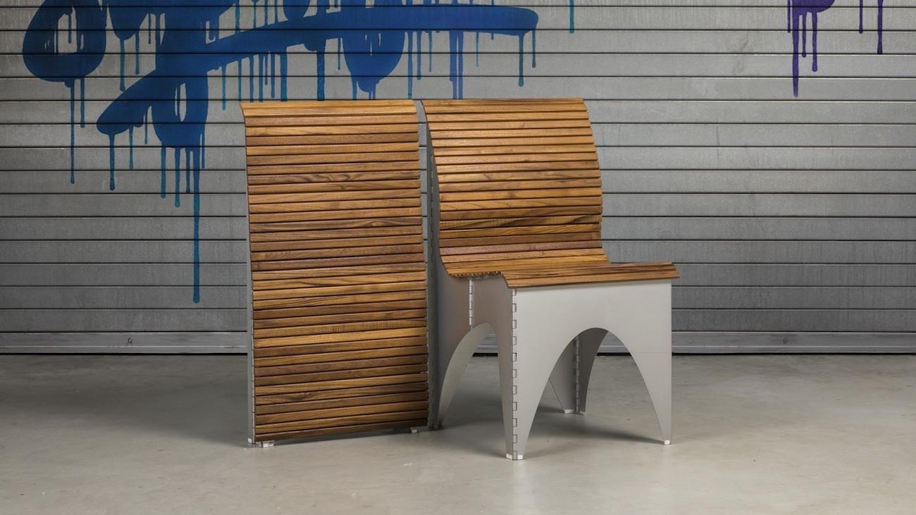 Ollie Shape-Shifting Chair