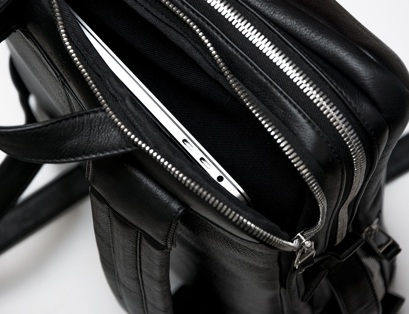 Otenteko Modern Minimalist Leather Backpacks 187 Gadget Flow