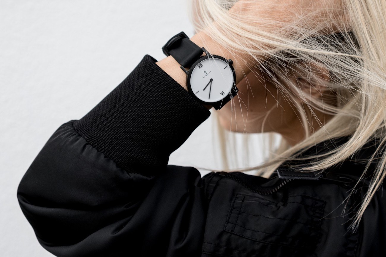 PURE Minimal Watch by Kapten & Son