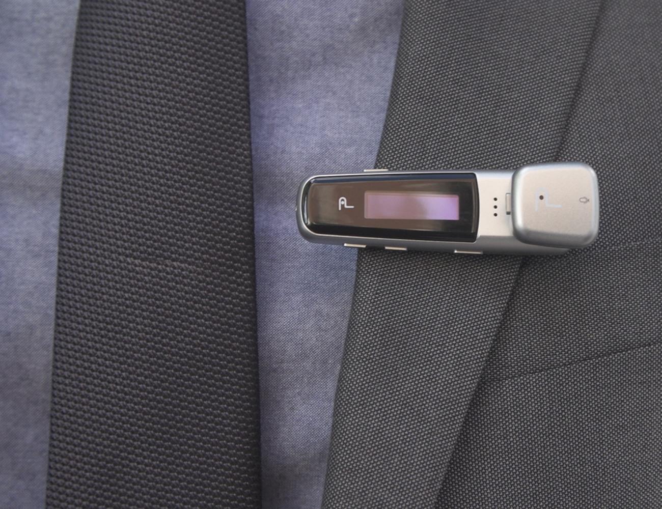 Pinn Wearable Smartphone Hands-Free Device