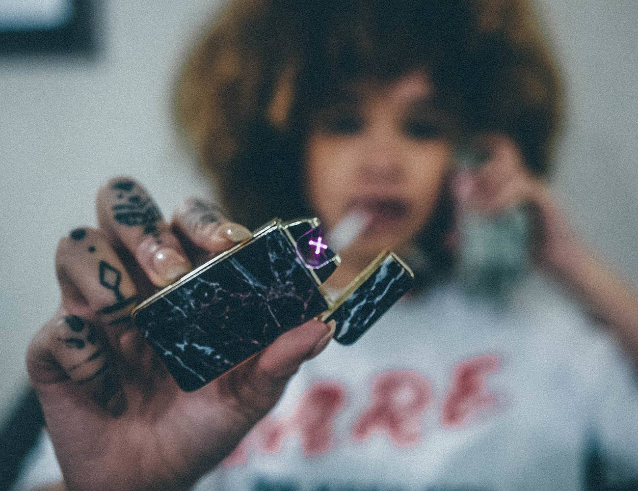 Plazmatic X Flameless Lighter
