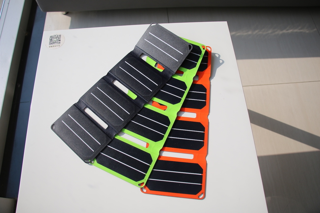 PocketPower Compact Portable Solar Charger
