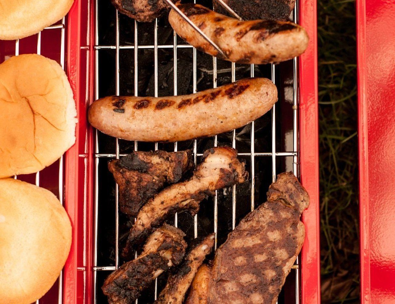 Portable Toolbox BBQ by Suck UK