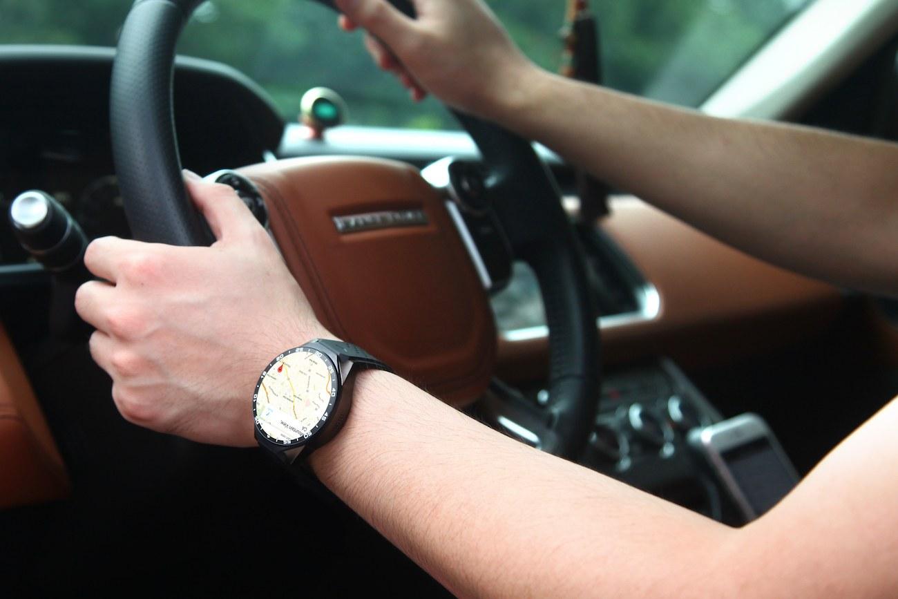 ProWatch X Personal Assistant Smartwatch