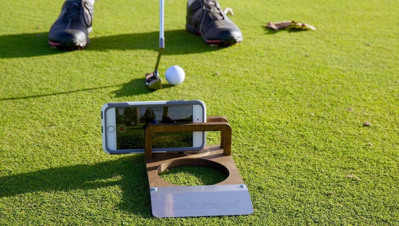 Puttskee PuttCAM Golf Camera