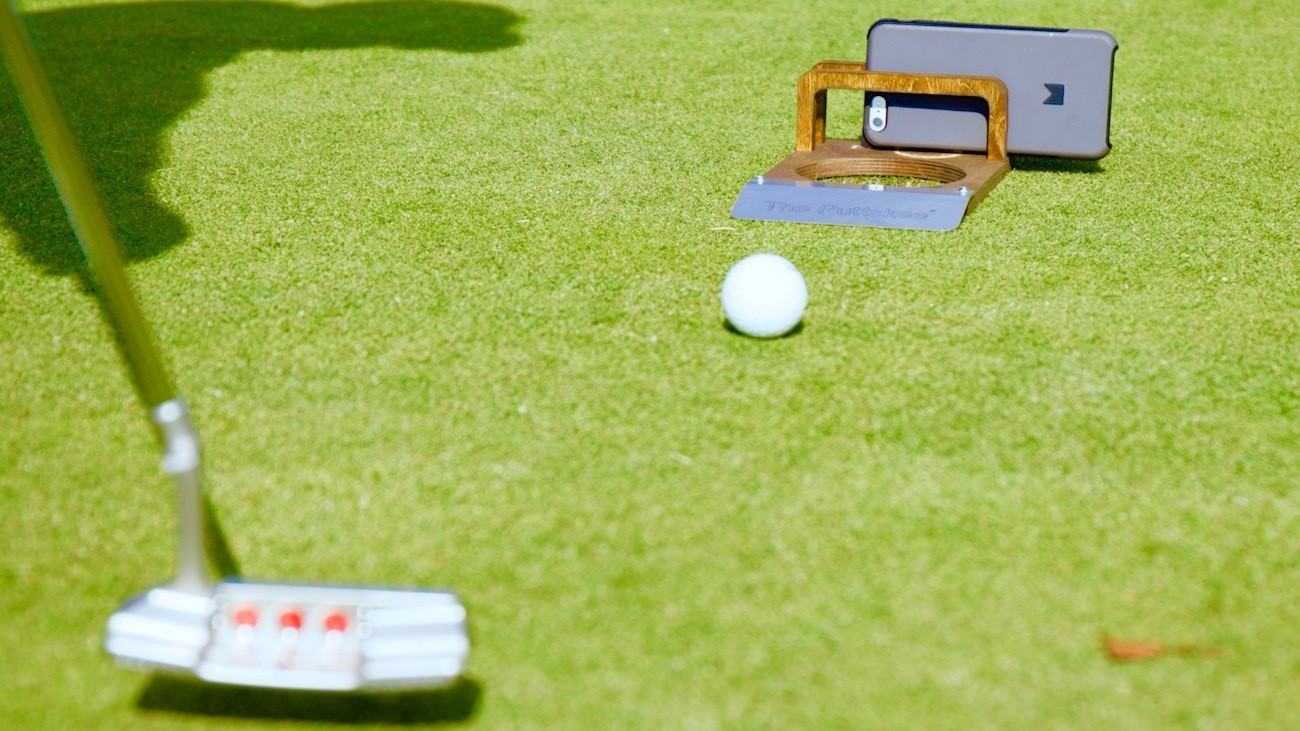 Puttskee PuttCAM Golf Camera
