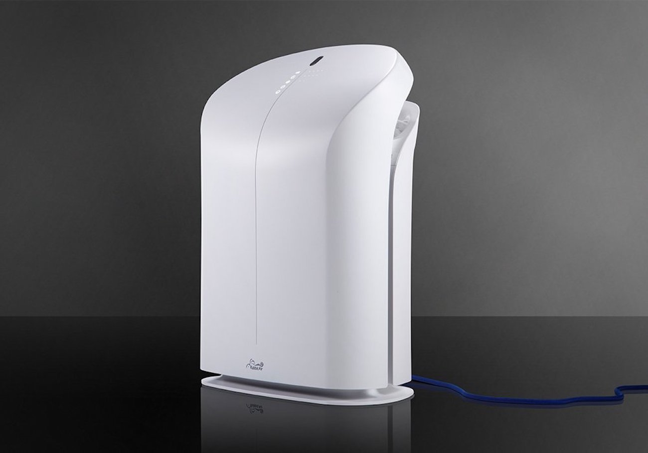 Rabbit Air BioGS 2.0 Ultra Quiet Air Purifier