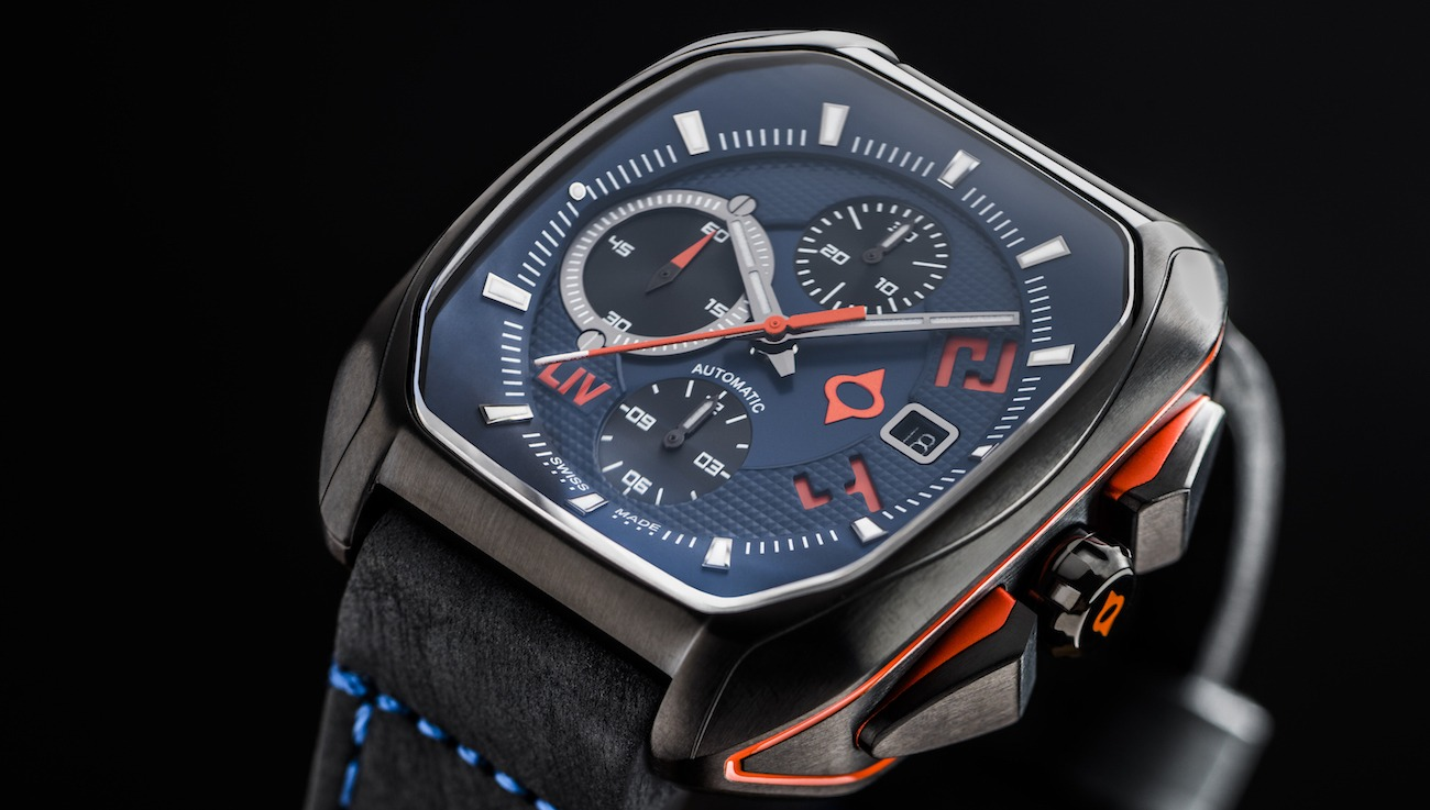 Rebel Limited Edition Swiss Automatic Watches