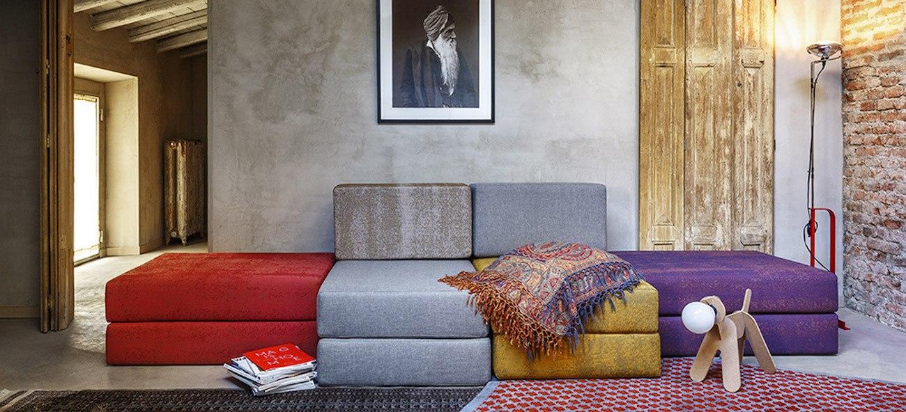 Rodolfo Soft Modular Sofa