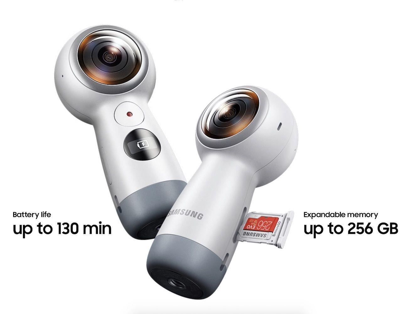 samsung gear 360 4k camera review the gadget flow. Black Bedroom Furniture Sets. Home Design Ideas