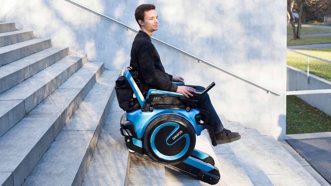 Scewo Stair Climbing Wheelchair Review The Gadget Flow