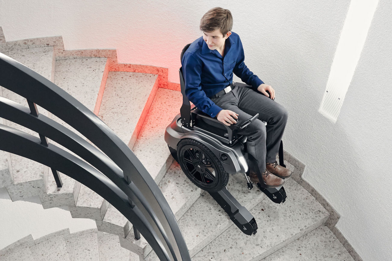 Scewo Stair Climbing Wheelchair Review 187 The Gadget Flow