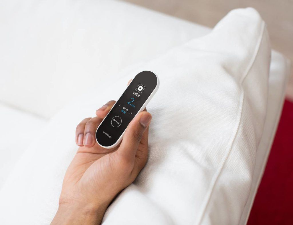 The Sevenhugs Smart Remote Connects All of Your Smart Devices
