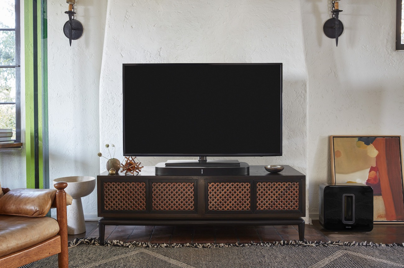 Sonos Playbase Wireless Soundbase Speaker 187 Gadget Flow