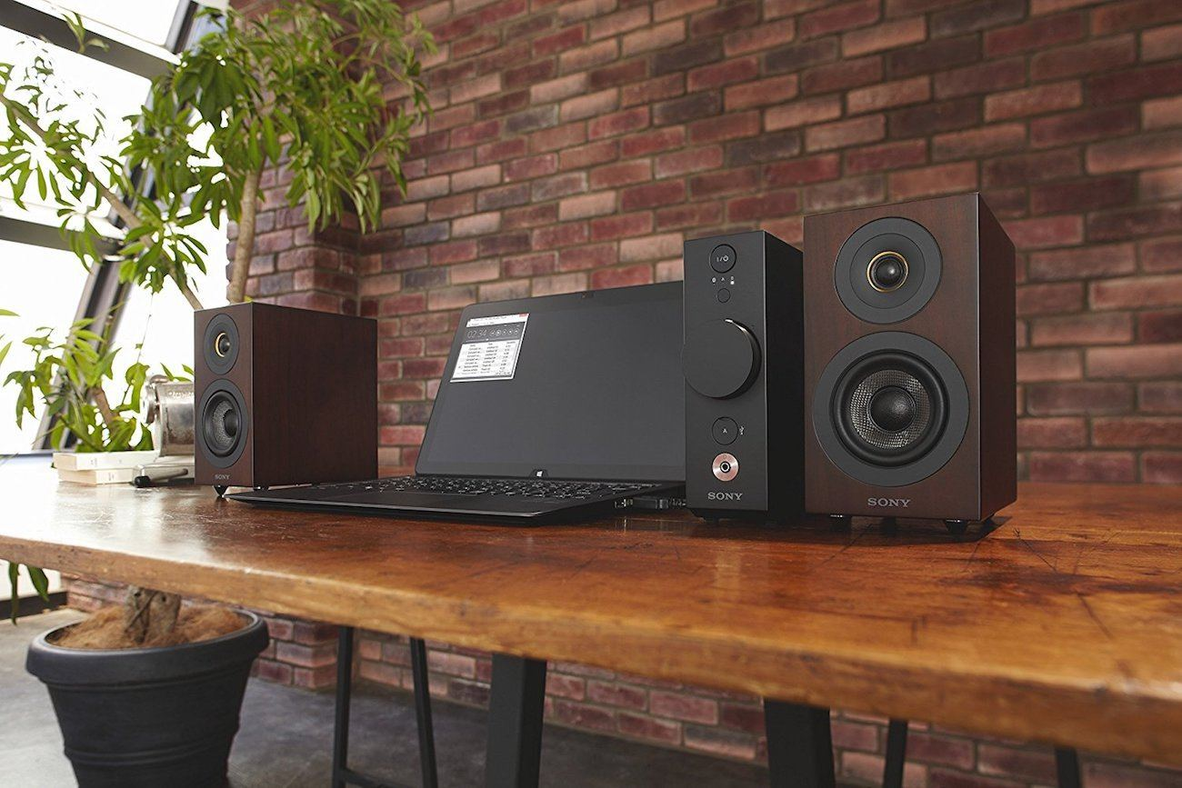 Sony CAS-1 High-Resolution Audio System
