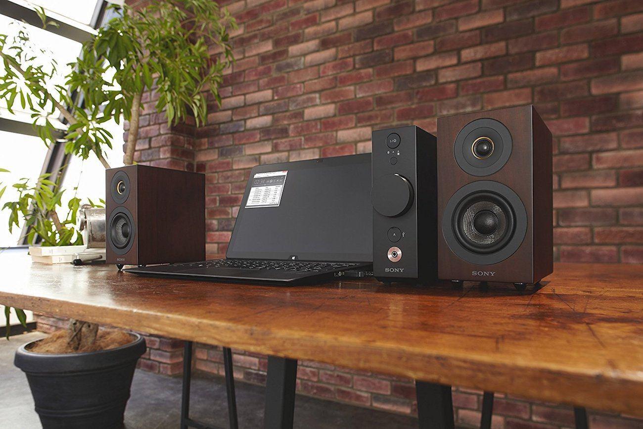 Sony CAS-1 High-Resolution Audio System
