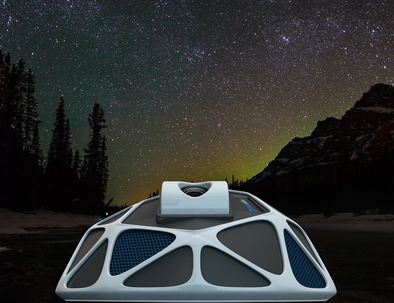 StarSailor Ambient Space Sleep Projector