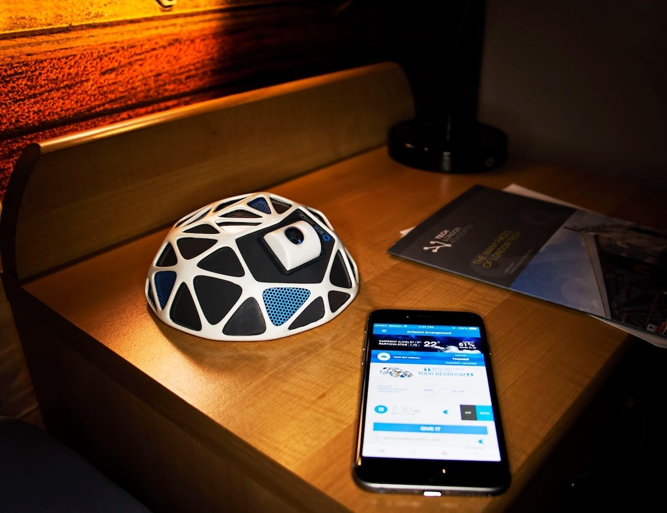 StarSailor Ambient Space Sleep Projector