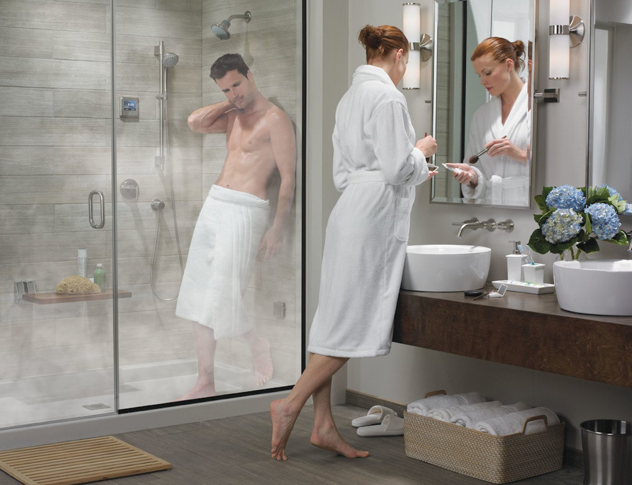 Steamist Total Sense Steam Spa