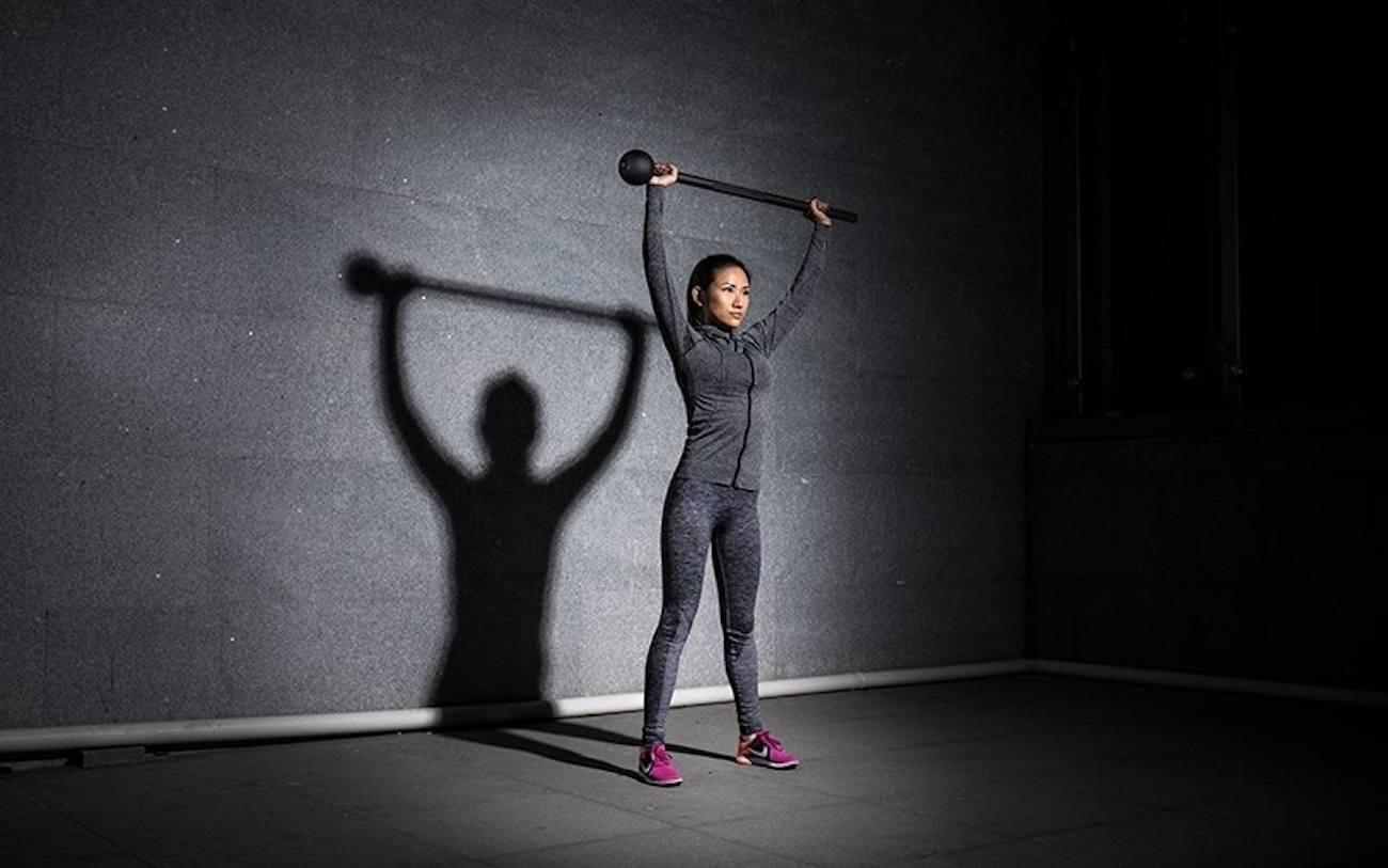 Steel Mace Personal Fitness Tool