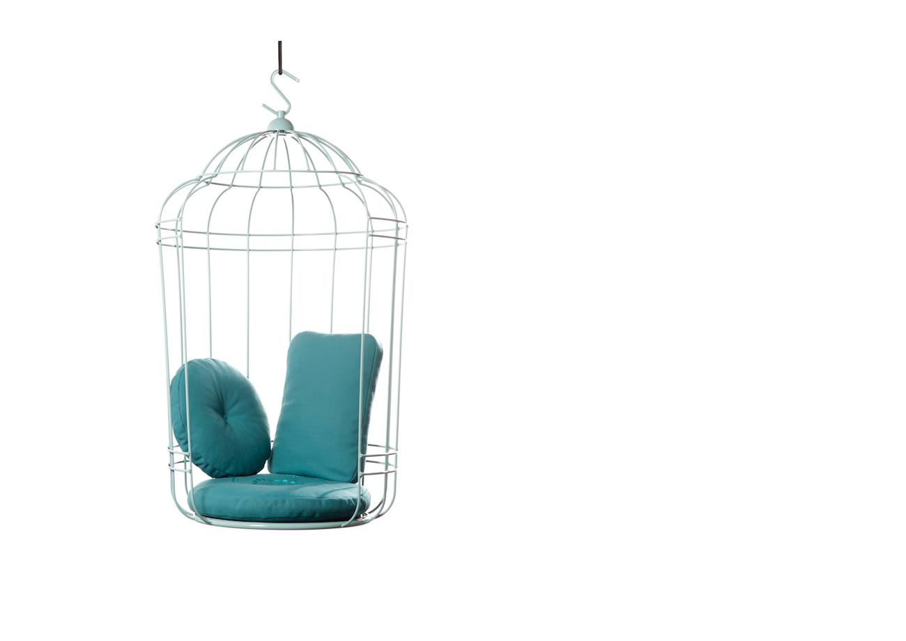 Amazing ... Swing Cageling Birdcage Chair