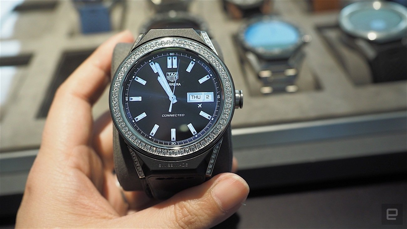 TAG Heuer Connected Modular 45 Smartwatch