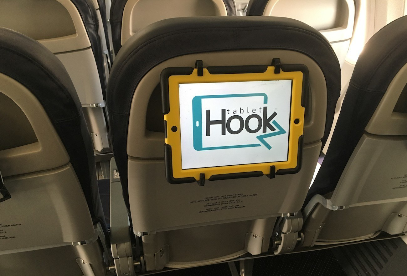 TabletHookz Universal Secure Tablet & Smartphone Mount