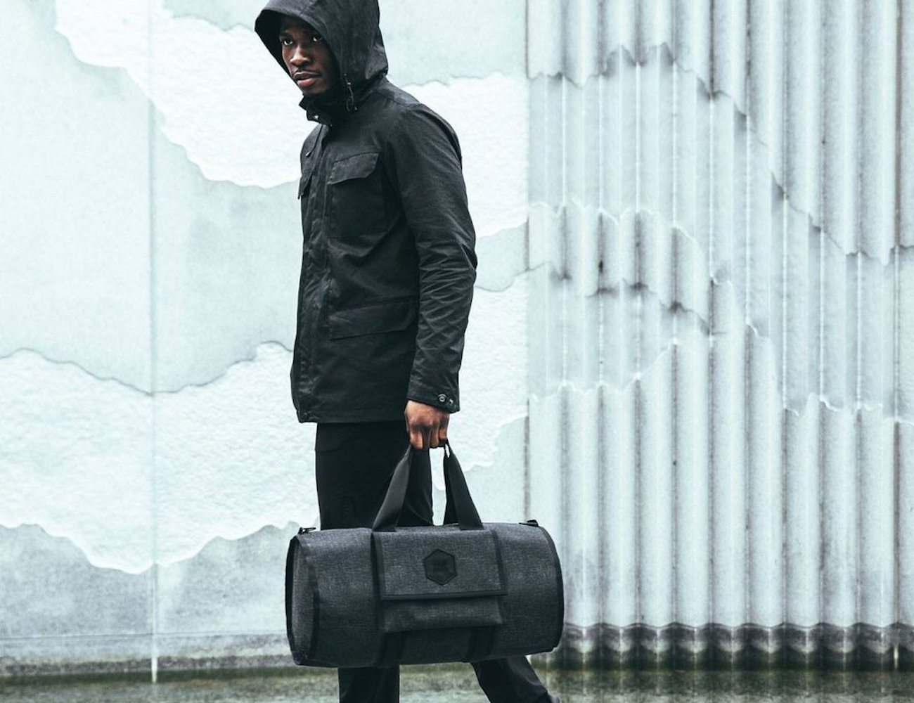The Cadre Weatherproof Duffle Bag
