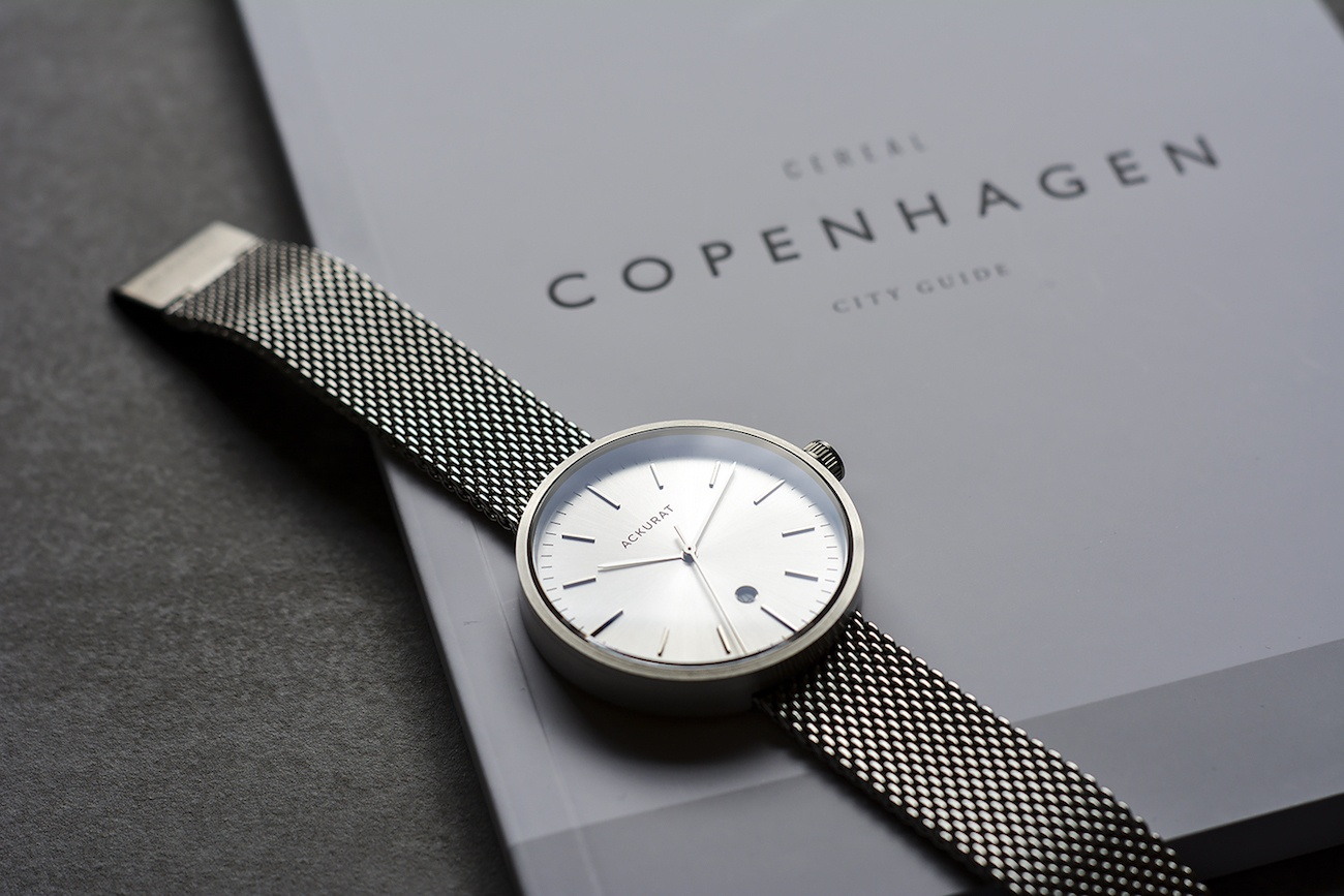 The Minimalist Watch Collection by Ackurat