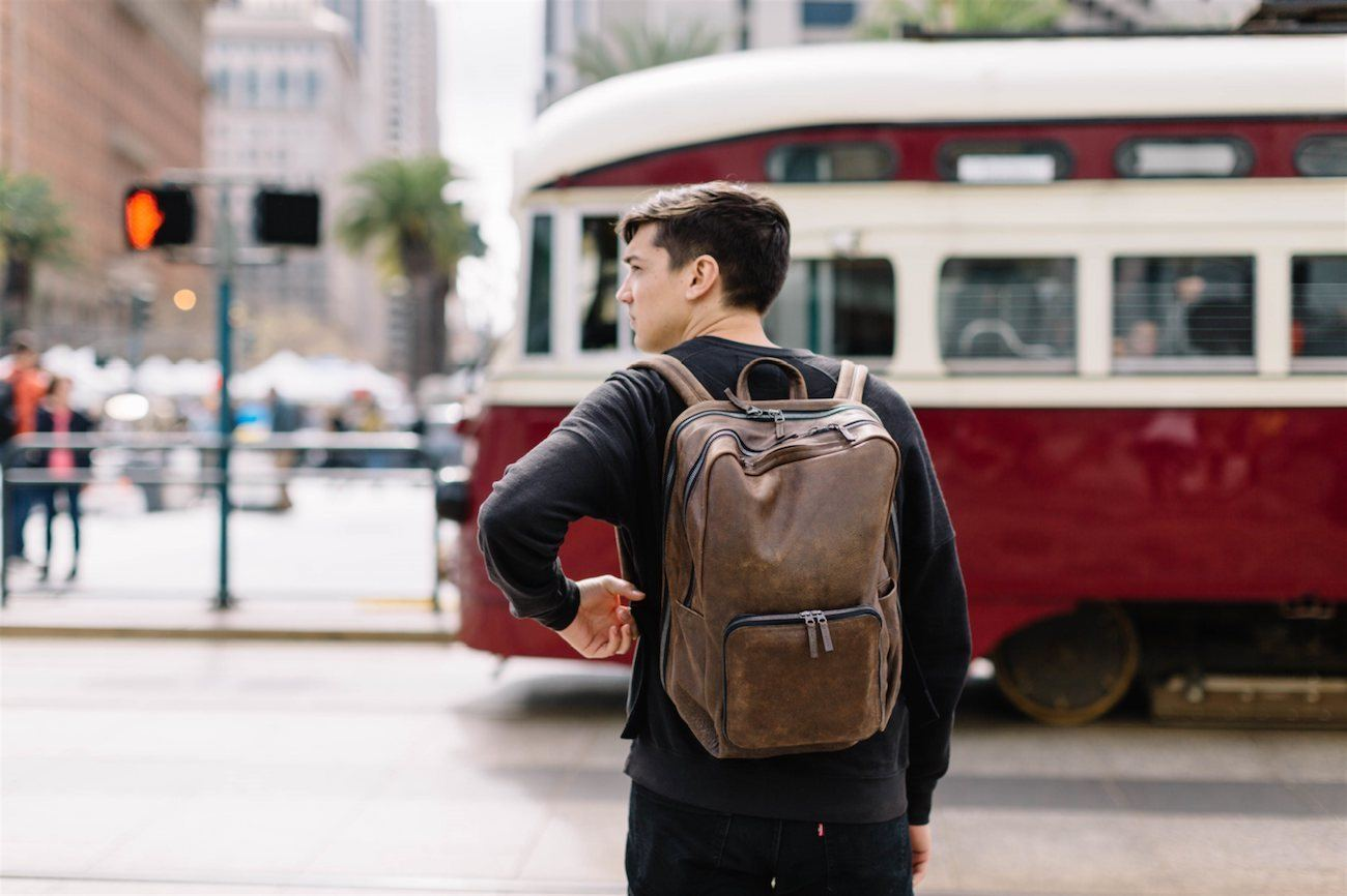 This Is Ground Venture Backpack