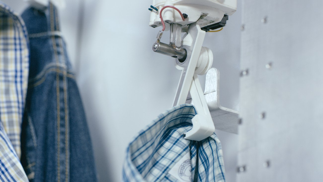 ThreadRobe Automated Clothes Manager