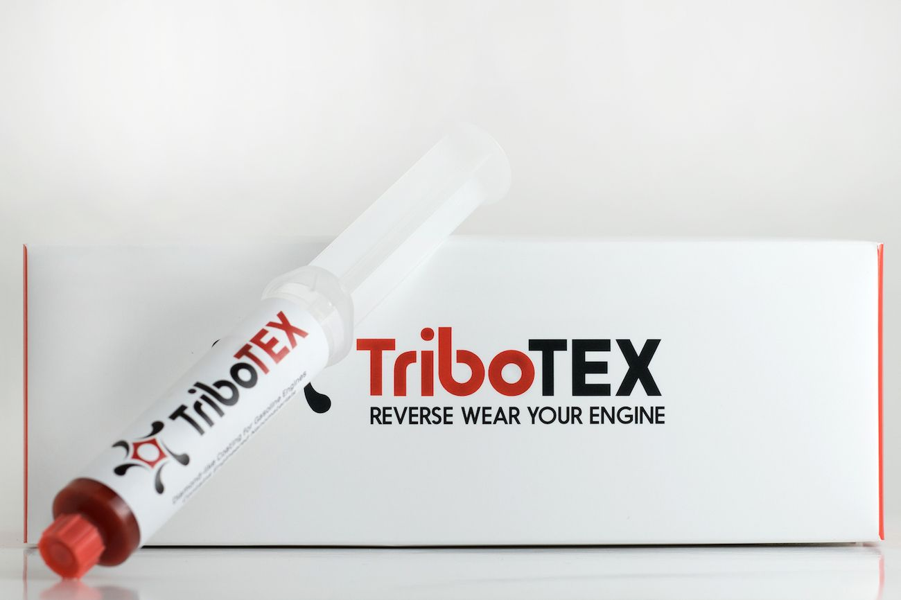 TriboTEX Vehicle Enhancing Nanoparticles